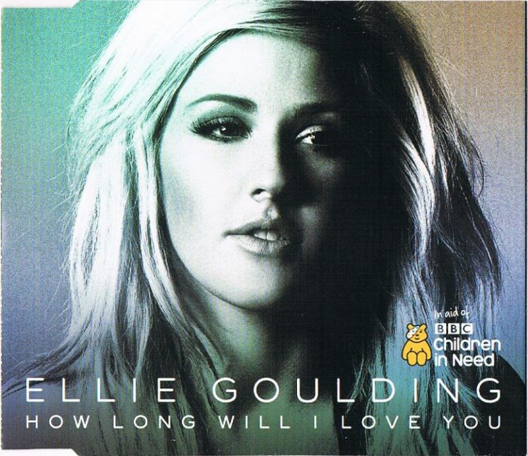 "Ellie Goulding & ""How Long Will I Love You"" : Song of the Day"